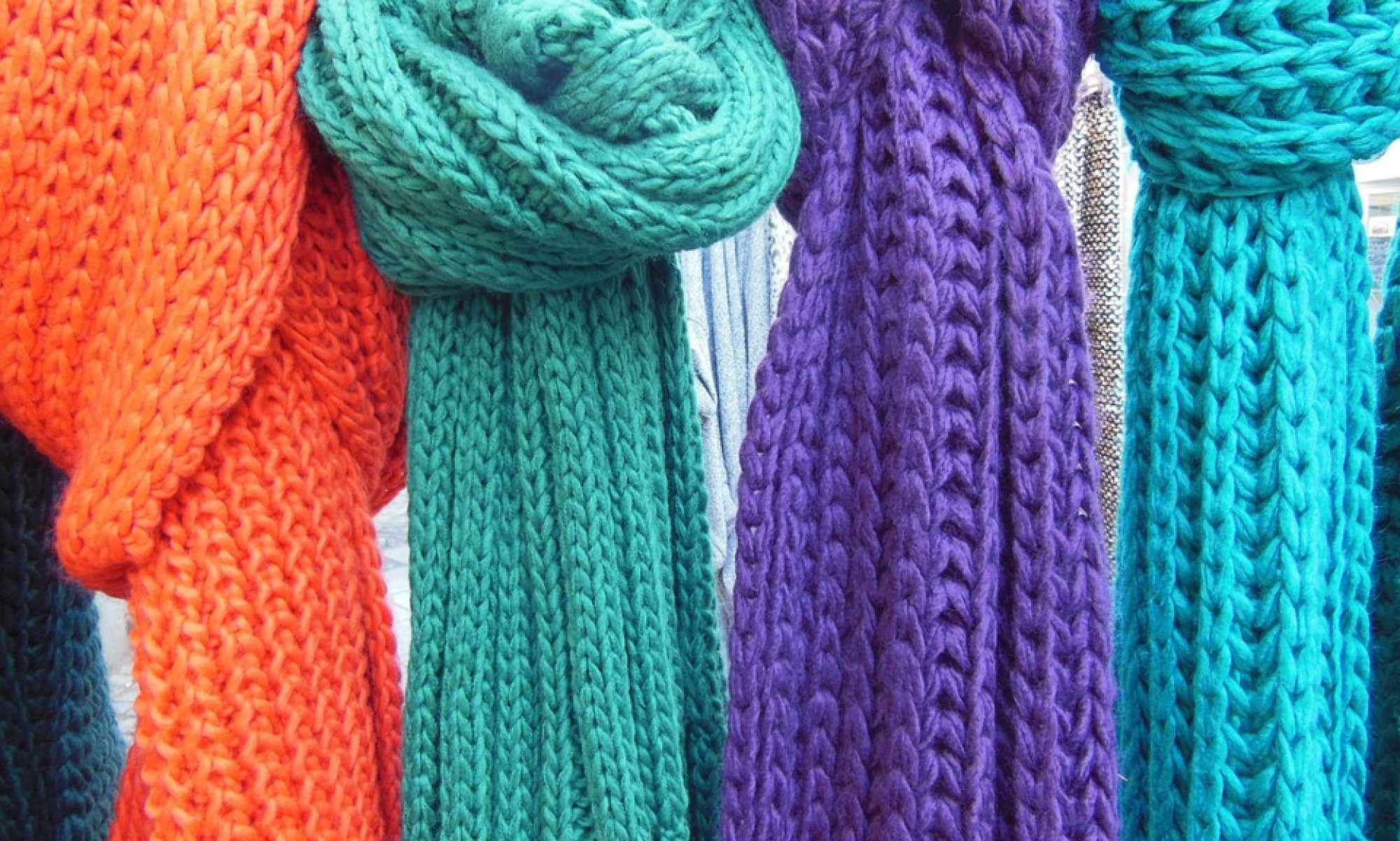 One Warm Scarf Project - Our mission is to help the world without the exchange of money. Moving things from people who have to people who don't have